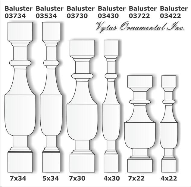 Custom balusters 3