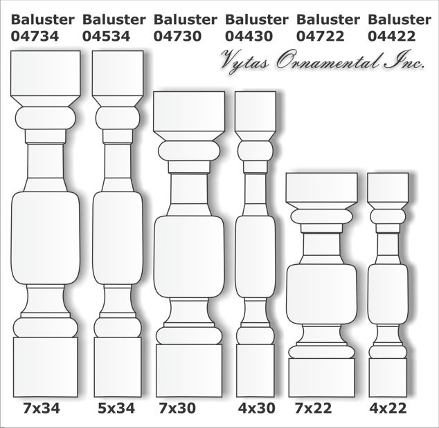 Custom balusters 4