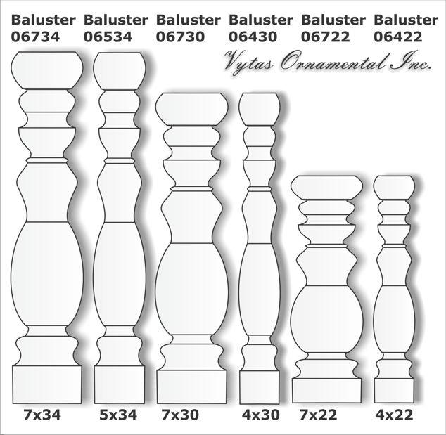 Custom balusters 6
