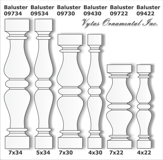 Custom balusters 9