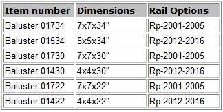 precast balusters-1